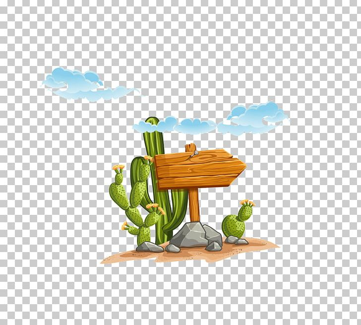 Cactaceae Desert PNG, Clipart, Christmas Tree, Clouds.
