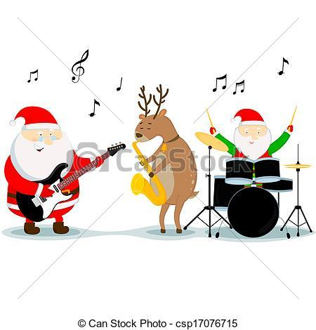 Christmas musical instruments clipart 1 » Clipart Portal.