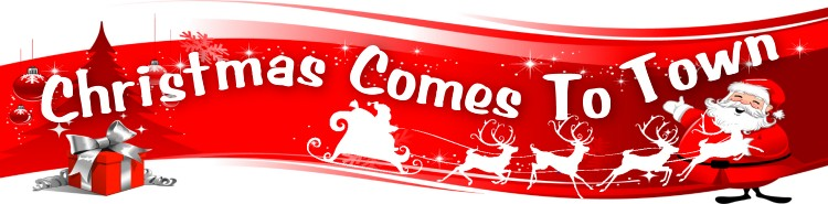 Christmas is coming clipart.