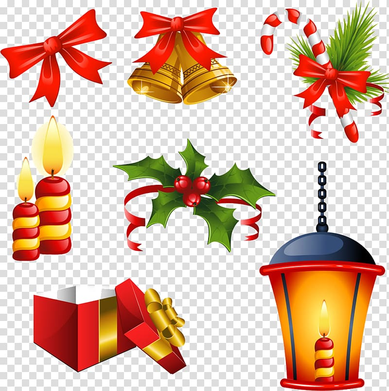 Christmas decoration , Free Christmas items buckle material.