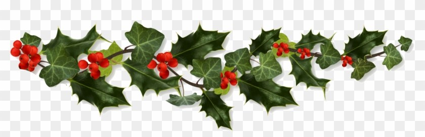 Christmas holly and ivy clipart 2 » Clipart Portal.