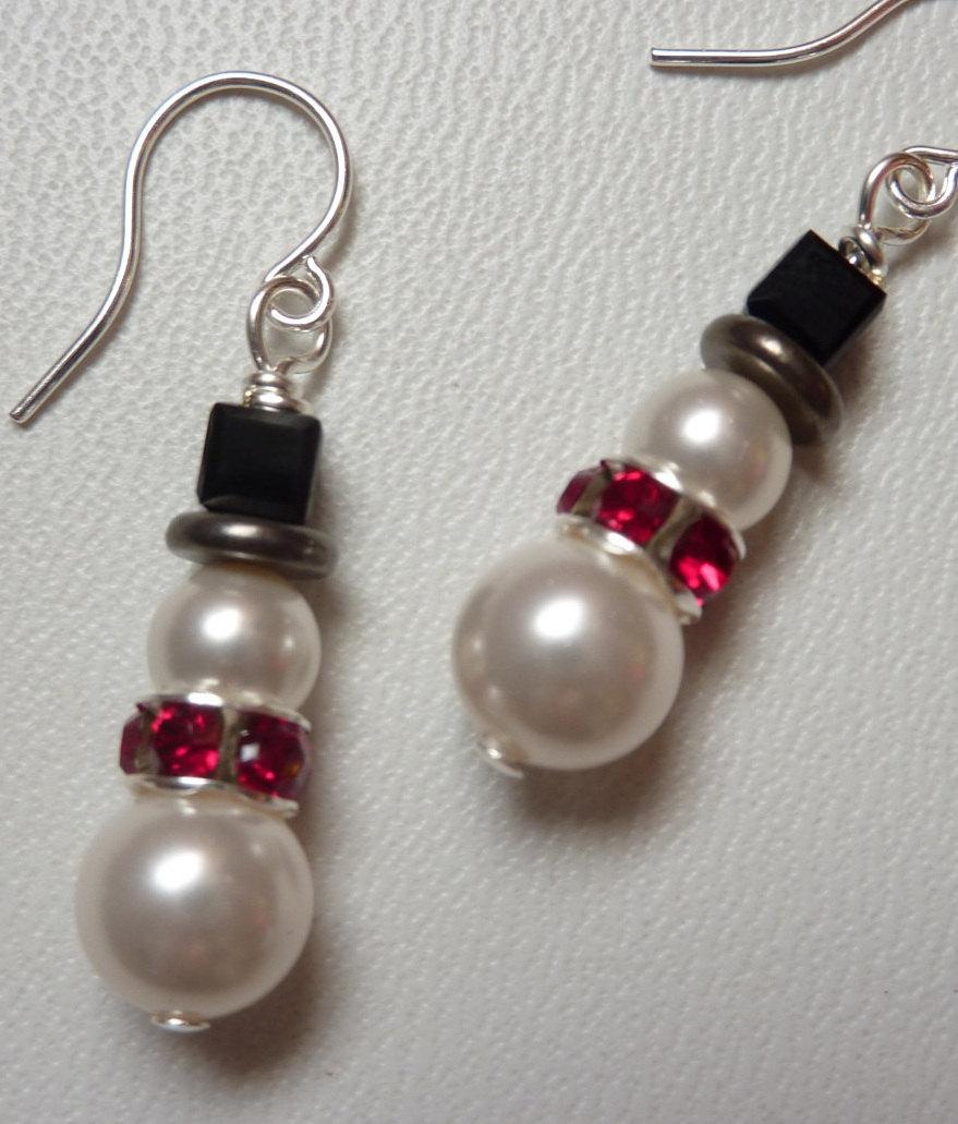 Xmas jewelry clipart.