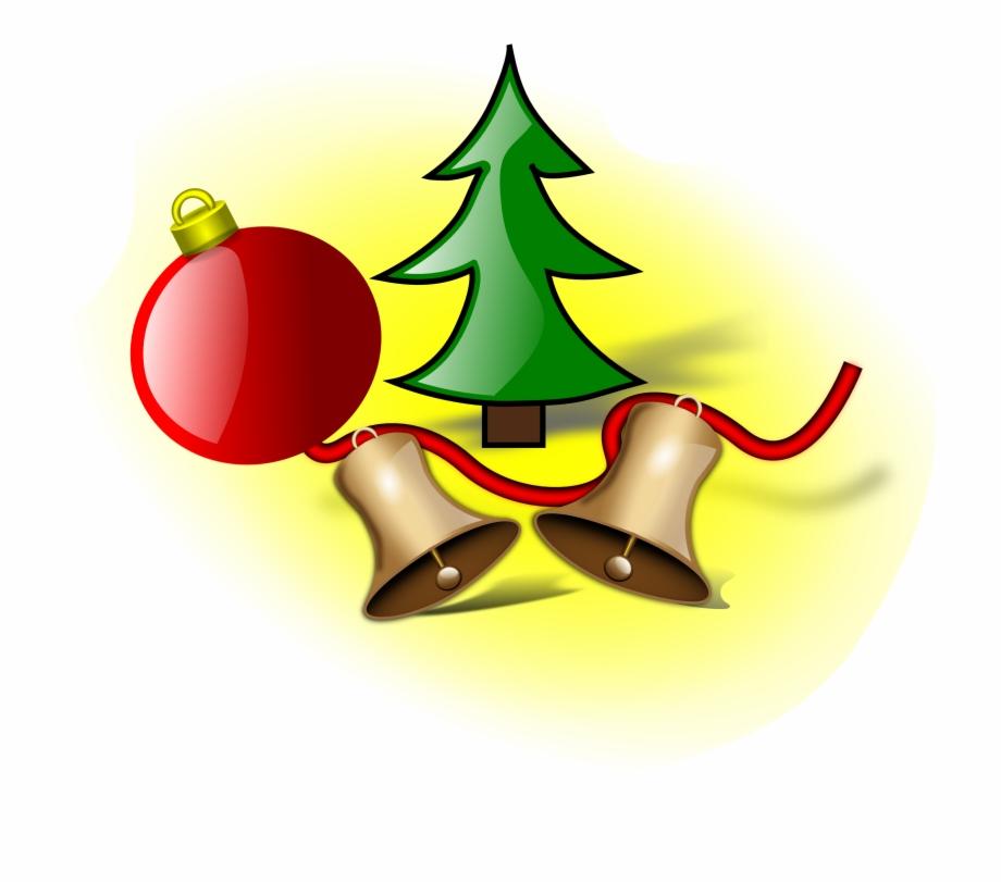 Christmas Jingle Bells Clip Art Free N6.