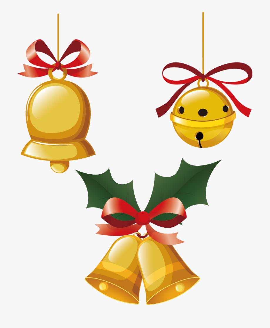 Jingle Bells Christmas Clip Art.