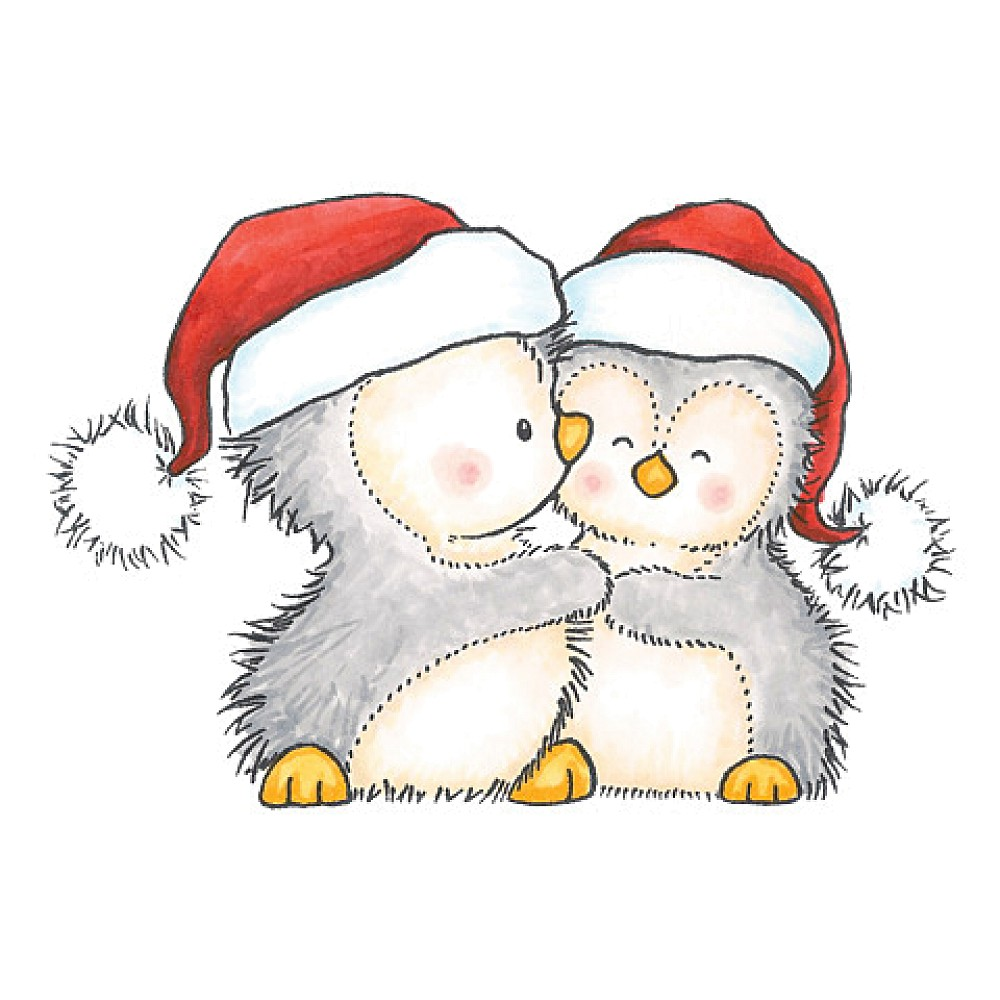 Showing post & media for Christmas kisses and hugs cartoon.