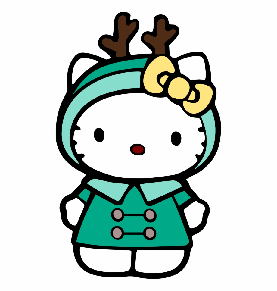 Evil Clipart Hello Kitty.
