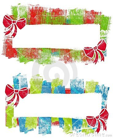 Oval Christmas Logo Or Label Royalty Free Stock Images.