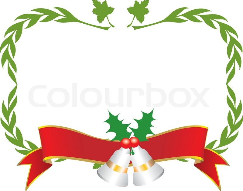 Watch more like Christmas Label Border Clip Art.