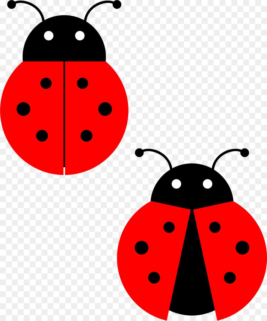 Ladybird Clipart.