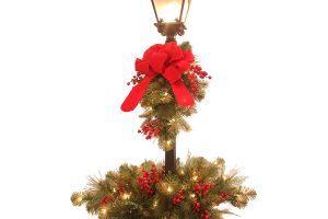 Christmas lamp post clipart 5 » Clipart Portal.