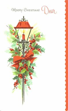 Free Lamp Post Clipart christmas, Download Free Clip Art on Owips.com.