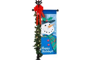 Christmas lamp post clipart 5 » Clipart Portal.