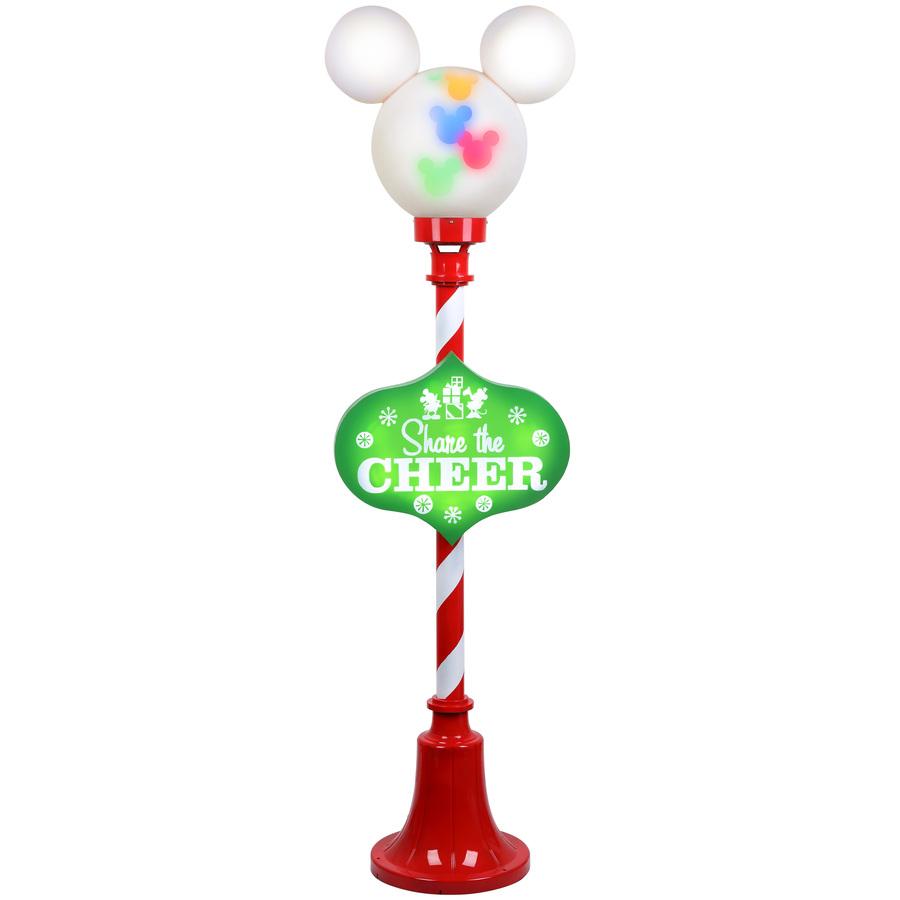 Mickey Christmas Lights.