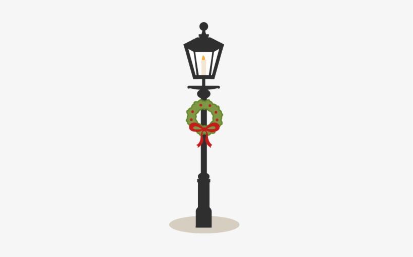 Lamp Scrapbook Clip Art Christmas Cut Outs For Cricut.