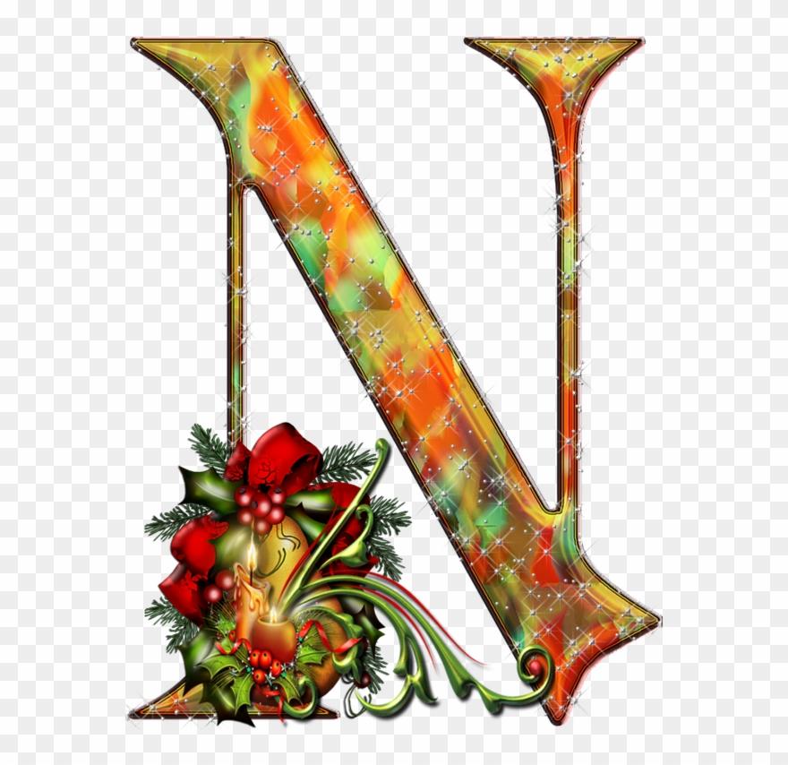 Alphabet De Noel 18 11.