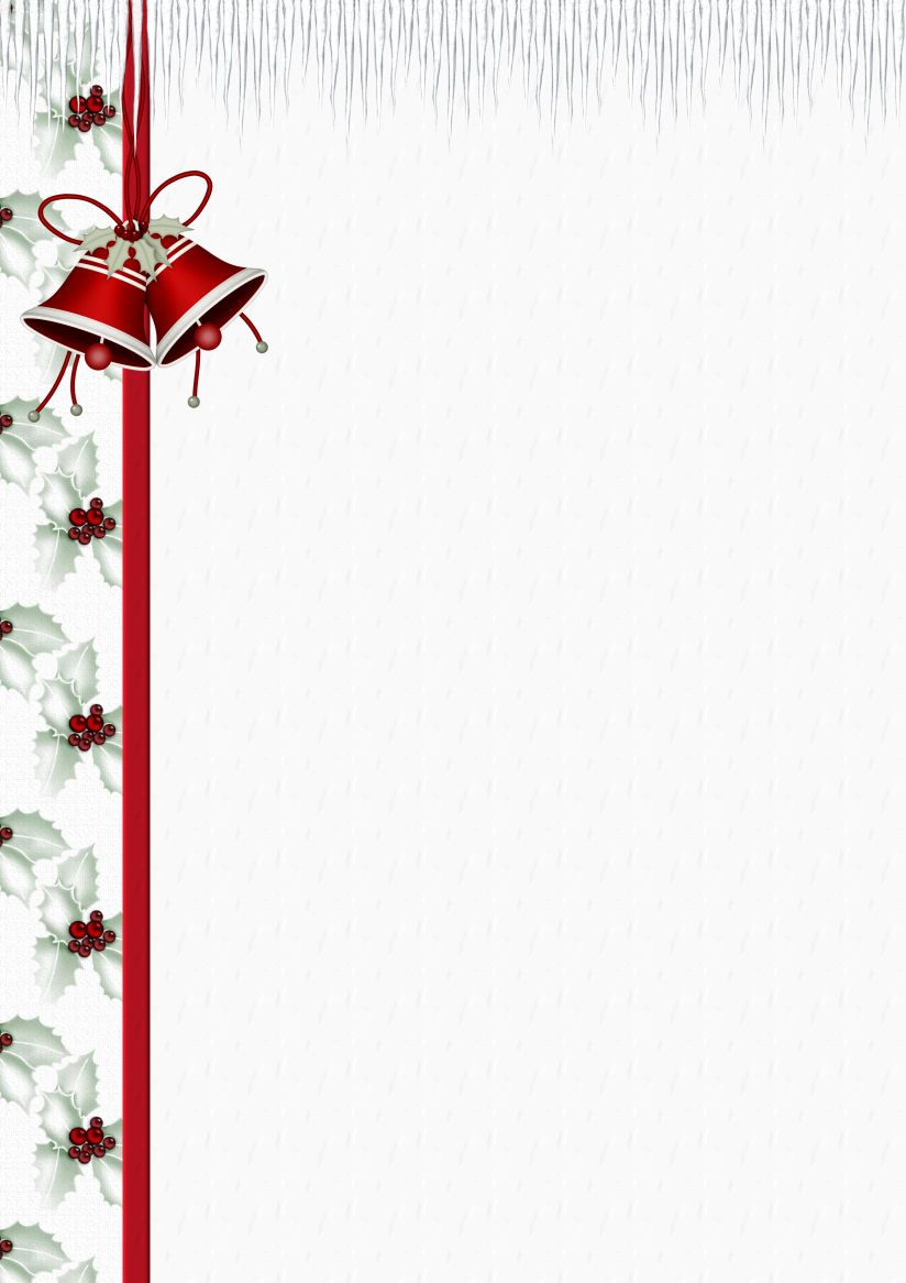 Holiday Stationery Paper.