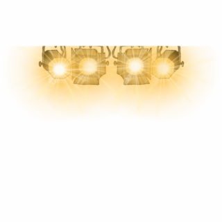 HD Stage Lights Clipart.