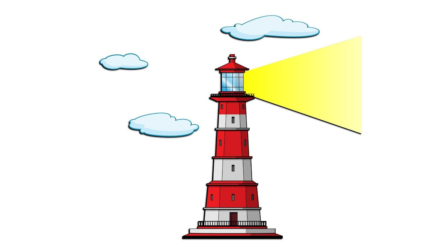 Lighthouse clip art vector free for download clipart clipartcow.