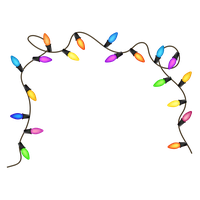 Download Christmas Lights Category Png, Clipart and Icons.