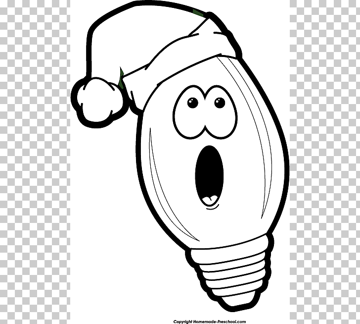 Christmas lights Black and white , Celebrity Dress s PNG.