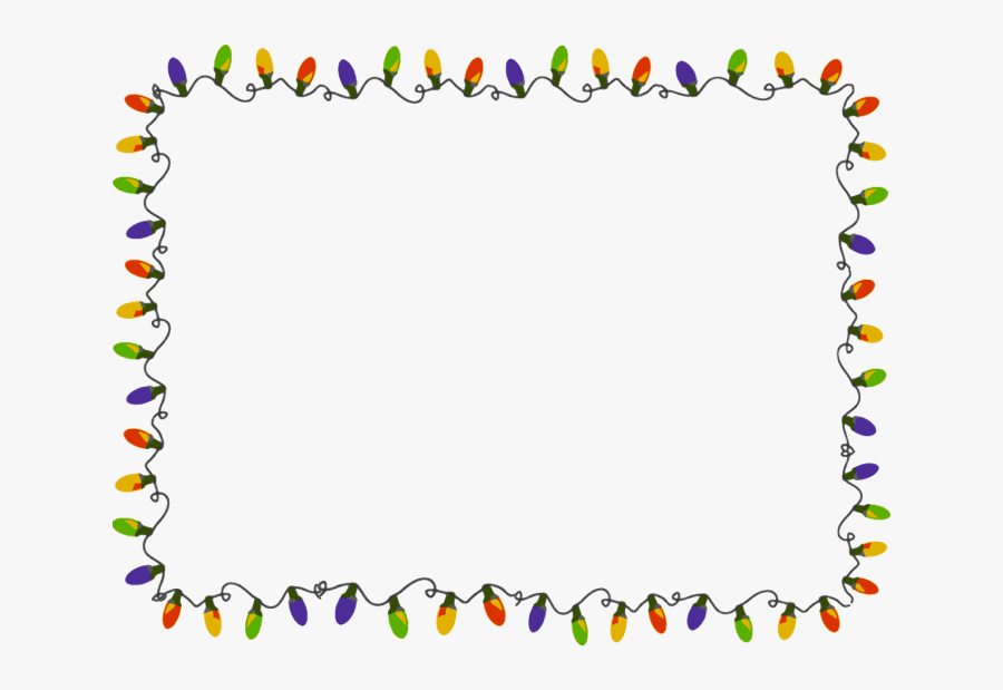 Christmas Lights Png Images.
