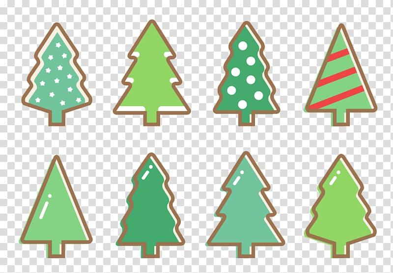 Christmas tree Christmas lights, cute hand.