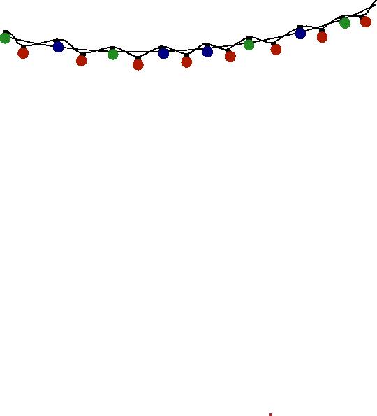 Christmas Lights Clip Art at Clker.com.