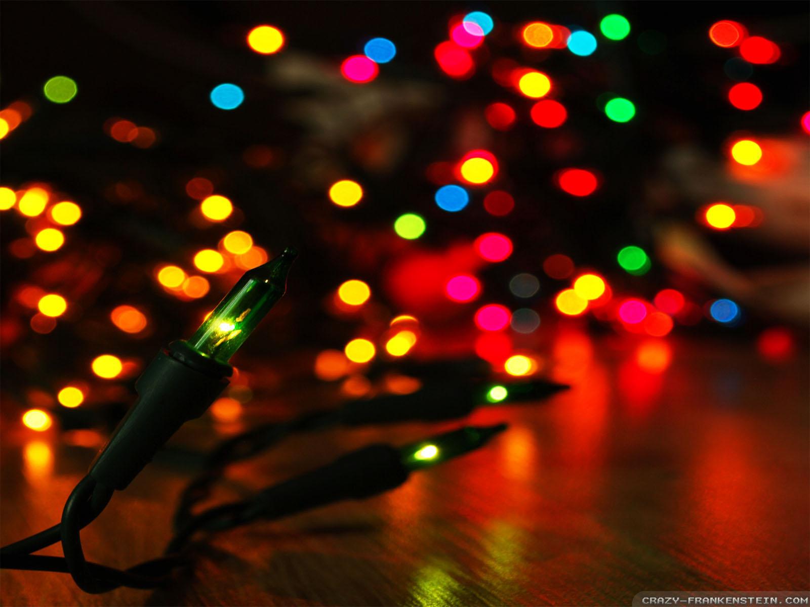Christmas Lights. Wallpapers List.