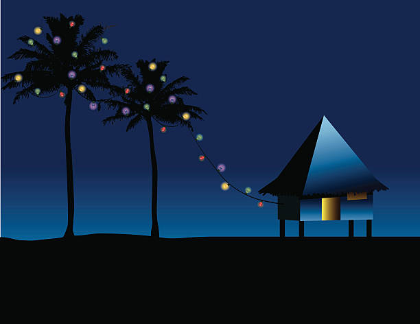 Christmas Lights Island Clipart 20 Free Cliparts
