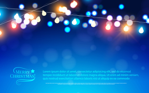 Vector christmas lights free vector download (14,166 Free.