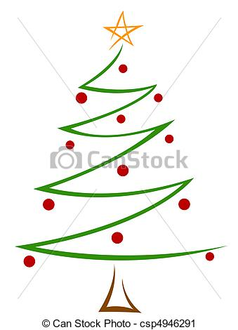 Christmas Tree Design.