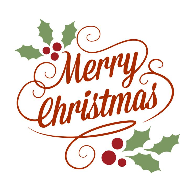 Merry christmas Logos.