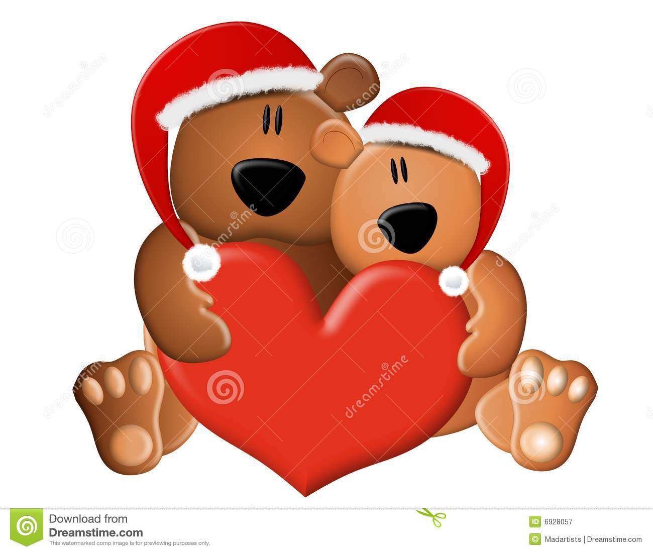 Christmas love clipart 3 » Clipart Station.