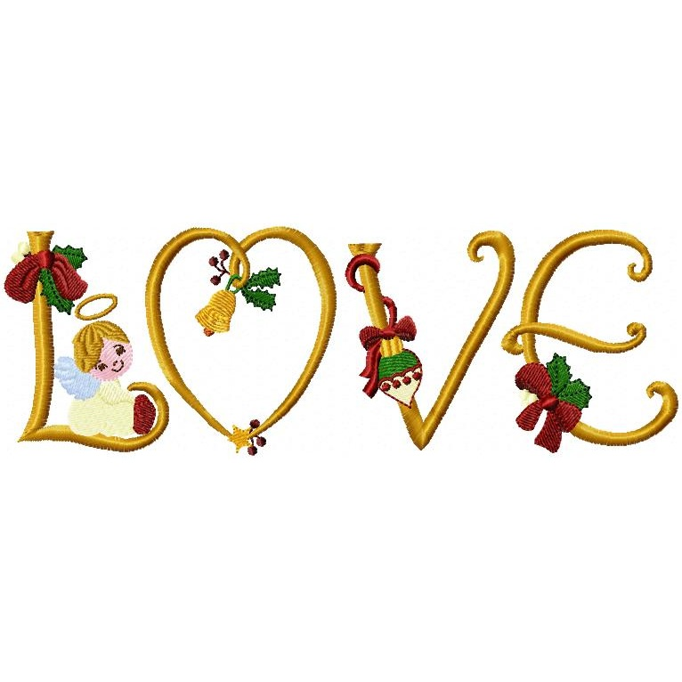 Christmas love clipart 8 » Clipart Station.
