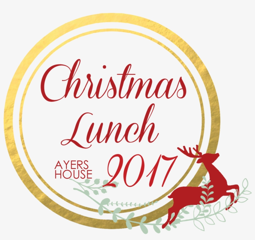 28 Collection Of Christmas Lunch Clipart.