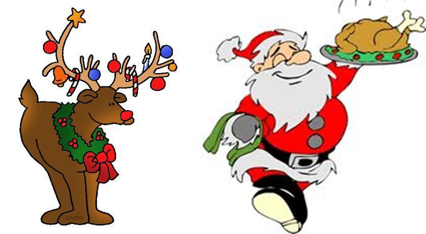 Christmas luncheon clipart 1 » Clipart Portal.