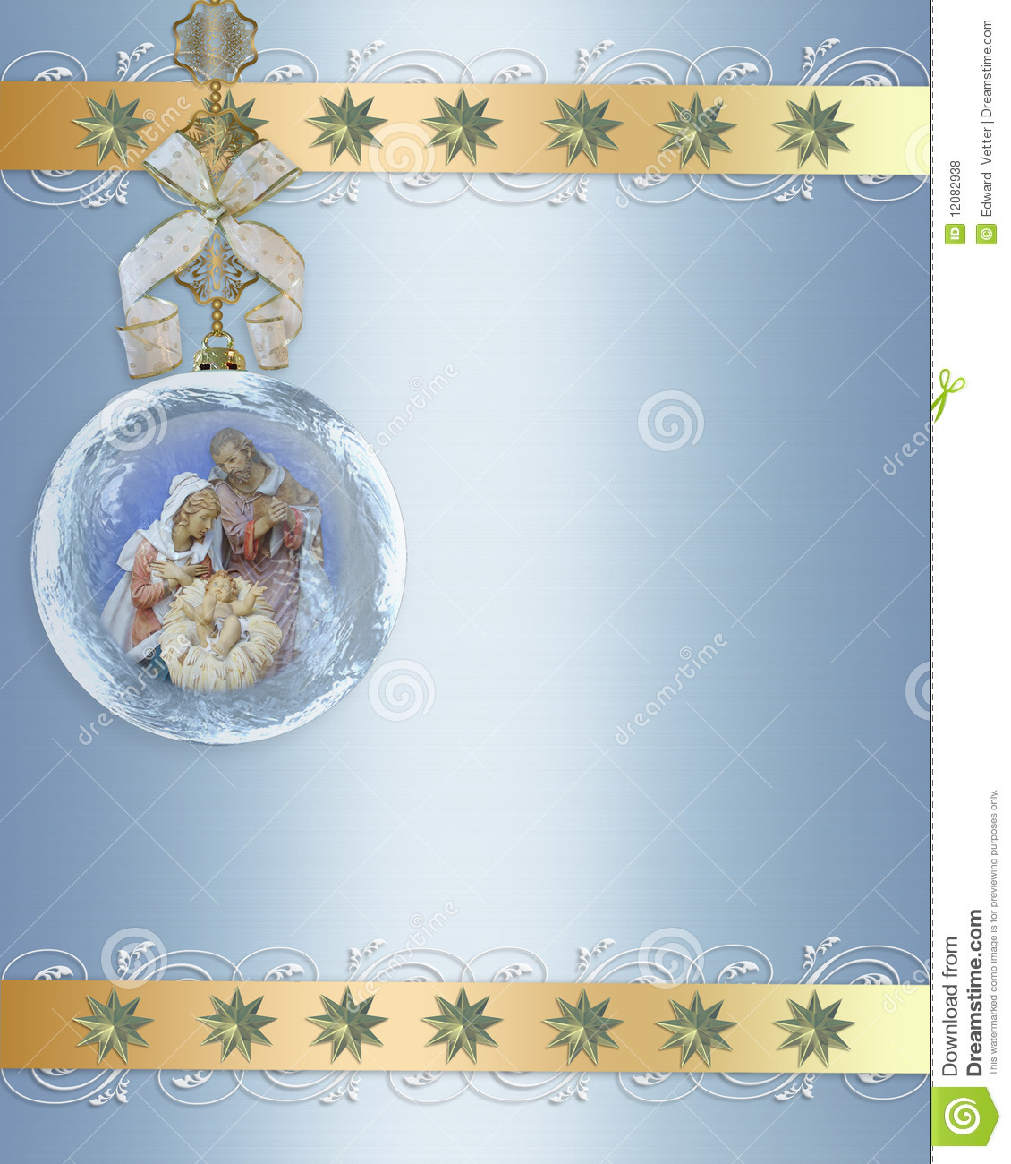 Free Religious Christmas Border Clipart Clipground