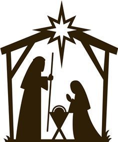 Christmas Nativity Scene Clipart at GetDrawings.com.