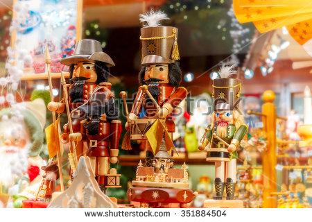 Christmas Market Stock Photos, Royalty.