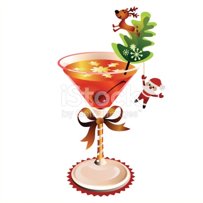 Goodnight everyone and have a Christmas cocktail this weekend!.