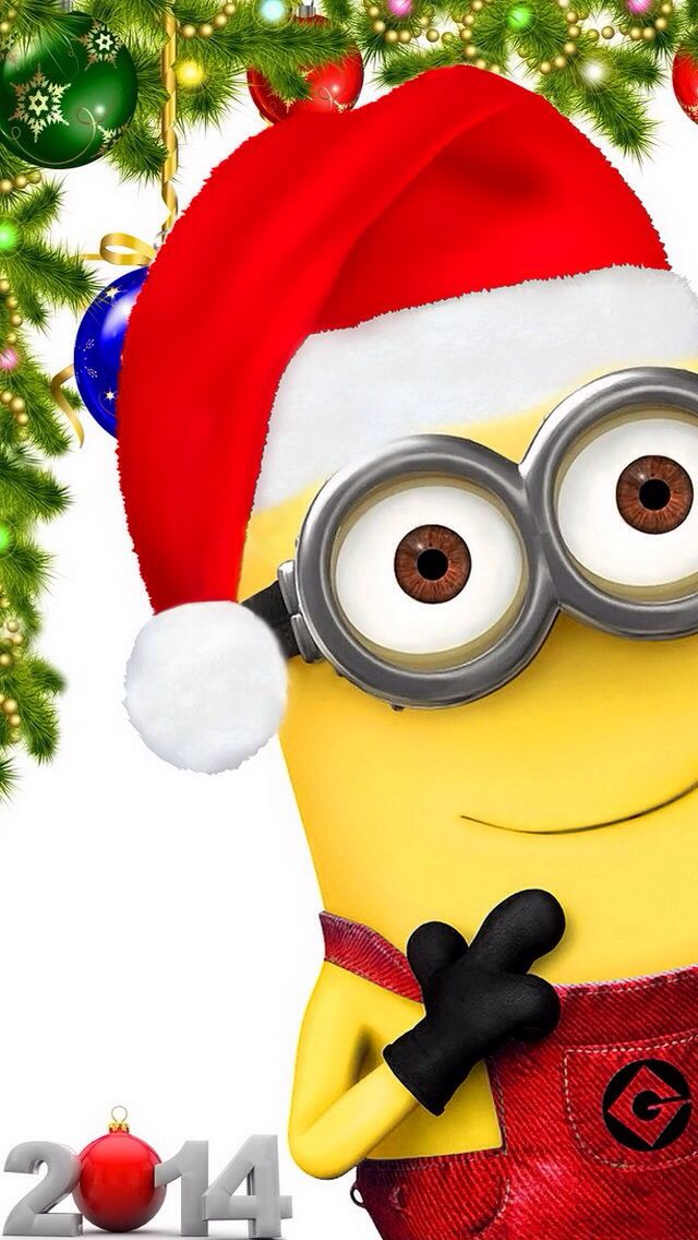 2014 Minions Christmas is upon us … can't wait to see.