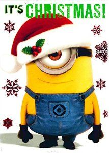 It's Christmas Minion..