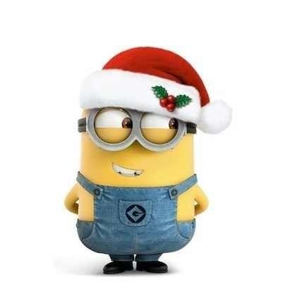 Christmas minions clipart 1 » Clipart Portal.