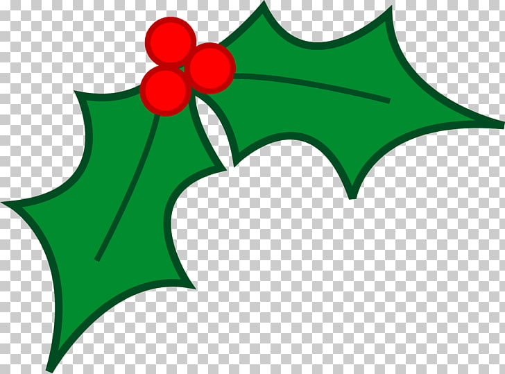 Leaf Christmas Mistletoe Tree , christmas candy PNG clipart.