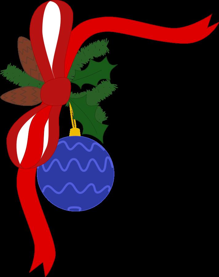 Christmas Motifs.