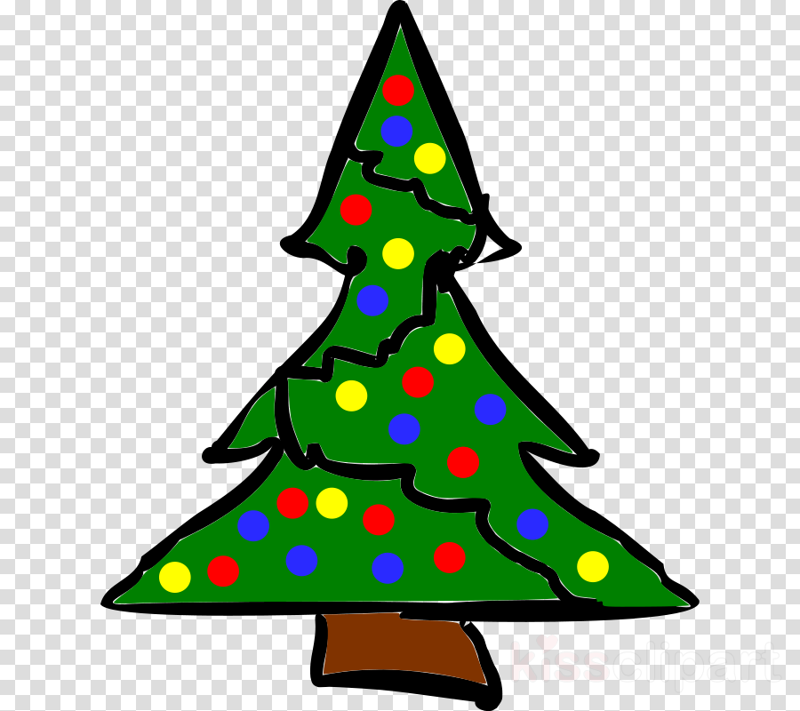 Gift, Holiday, Tree, transparent png image & clipart free download.