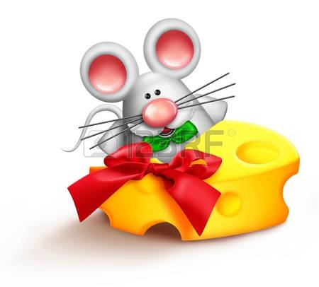 Christmas Mouse Stock Photos Images. Royalty Free Christmas Mouse.