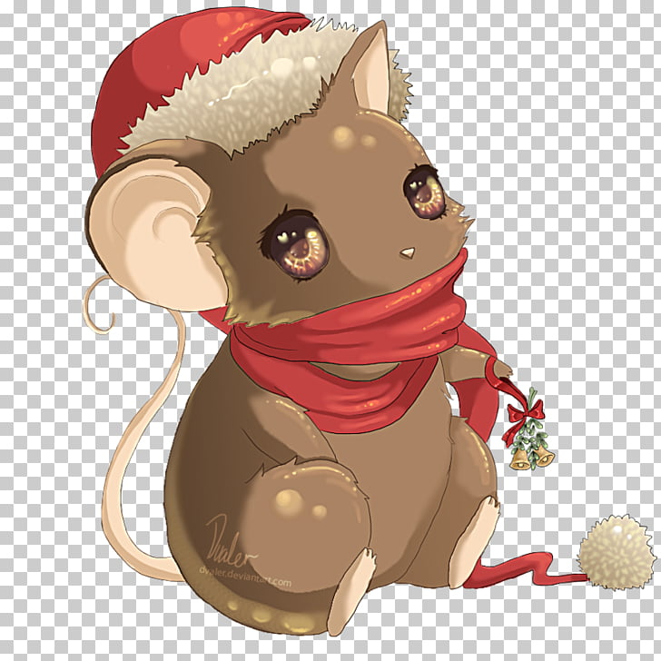 Transformice Mouse Drawing Christmas, mouse PNG clipart.