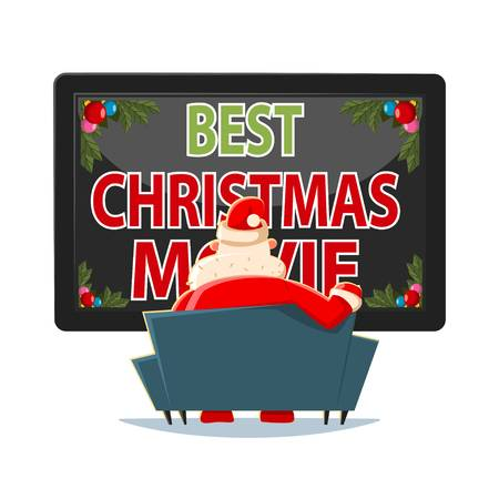 1,025 Christmas Movie Stock Vector Illustration And Royalty Free.