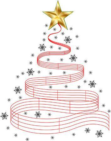 Christmas music free clipart » Clipart Portal.